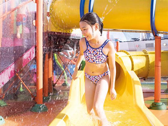儿童水滑道
