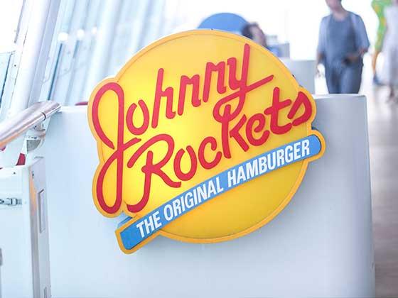 尊尼火箭美式餐廳