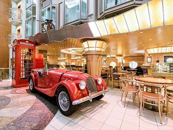 皇家大道咖啡廳