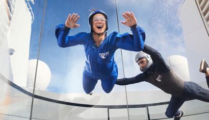 甲板跳伞单次体验