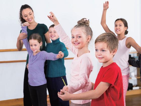 瑜伽/太極/舞蹈課程