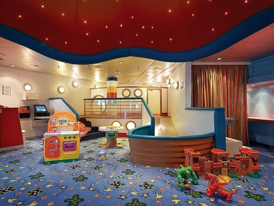 航海者 (3歲-5歲)