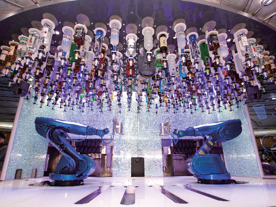 機器人酒吧