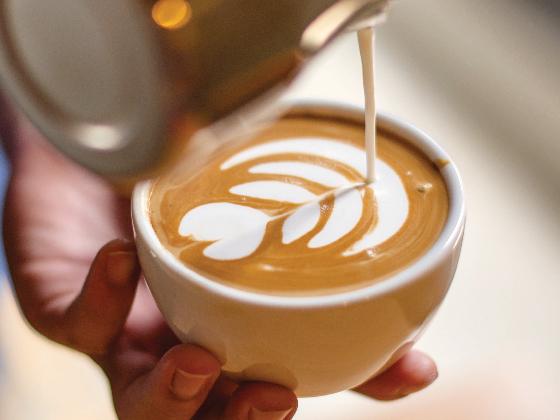 拉菲咖啡館